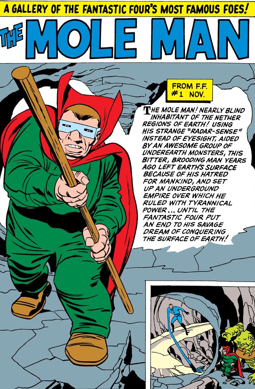 Fantastic Four Annual Vol 1 1
