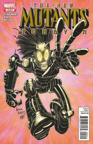 New Mutants Forever Vol 1 2.jpg