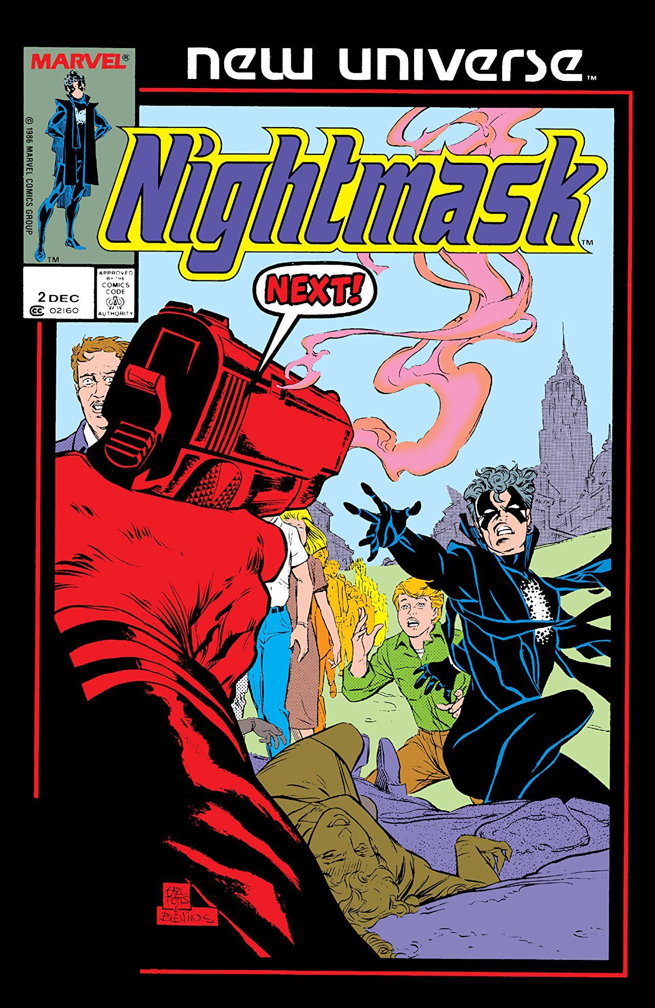 Nightmask Vol 1 2
