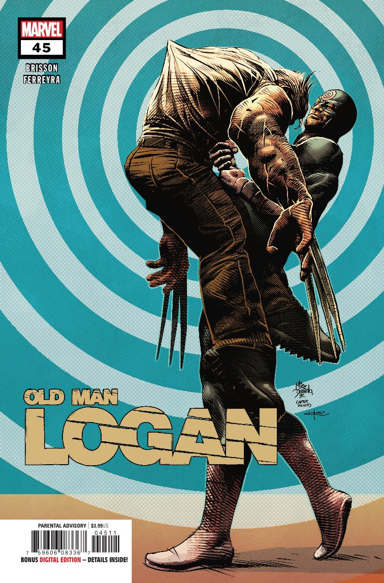 Old Man Logan Vol 2 45