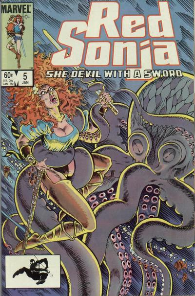Red Sonja Vol 3 5
