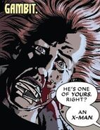 Remy LeBeau (Earth-TRN664) from Deadpool Kills the Marvel Universe Again Vol 1 1 001