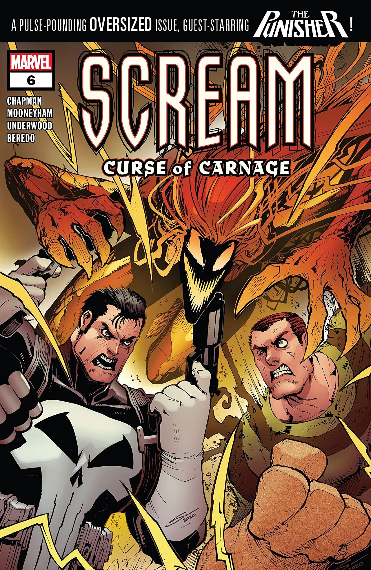 Scream: Curse of Carnage Vol 1 6