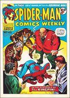 Spider-Man Comics Weekly Vol 1 45