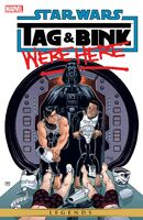 Star Wars Tag & Bink Were Here Vol 1 1