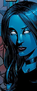 Talia Wagner (Earth-41001) from X-Men The End Vol 3 3 0001.jpg