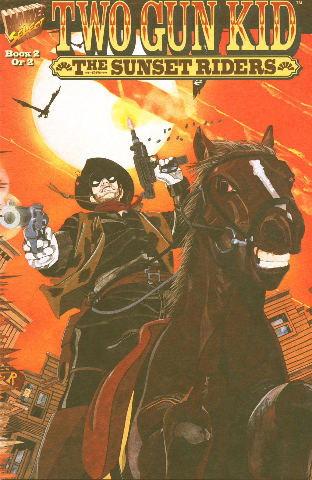 Two-Gun Kid: Sunset Riders Vol 1 2