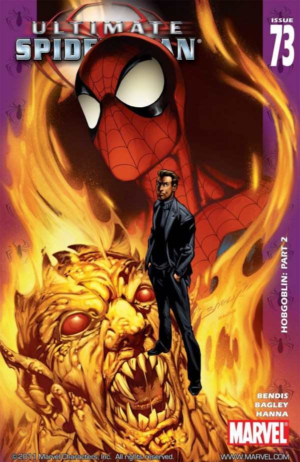 Ultimate Spider-Man Vol 1 73