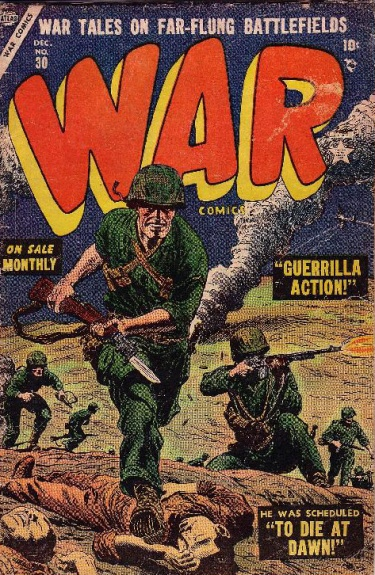 War Comics Vol 1 30