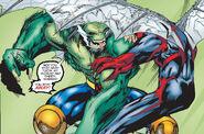 Warren Worthington III & Henry McCoy (Earth-1298) from Mutant X Vol 1 5 0001