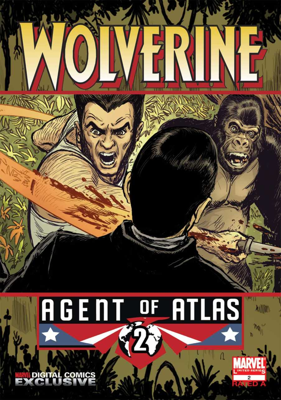 Wolverine: Agent of Atlas Vol 1 2