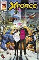 X-Force Vol 3 14 ita