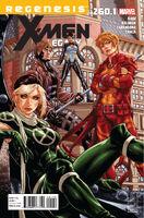 X-Men Legacy Vol 1 260.1