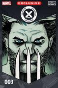 X-Men Unlimited Infinity Comic Vol 1 3