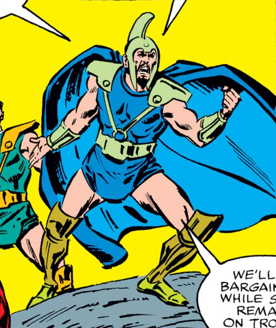 Agamemnon (Mythology) (Earth-616)