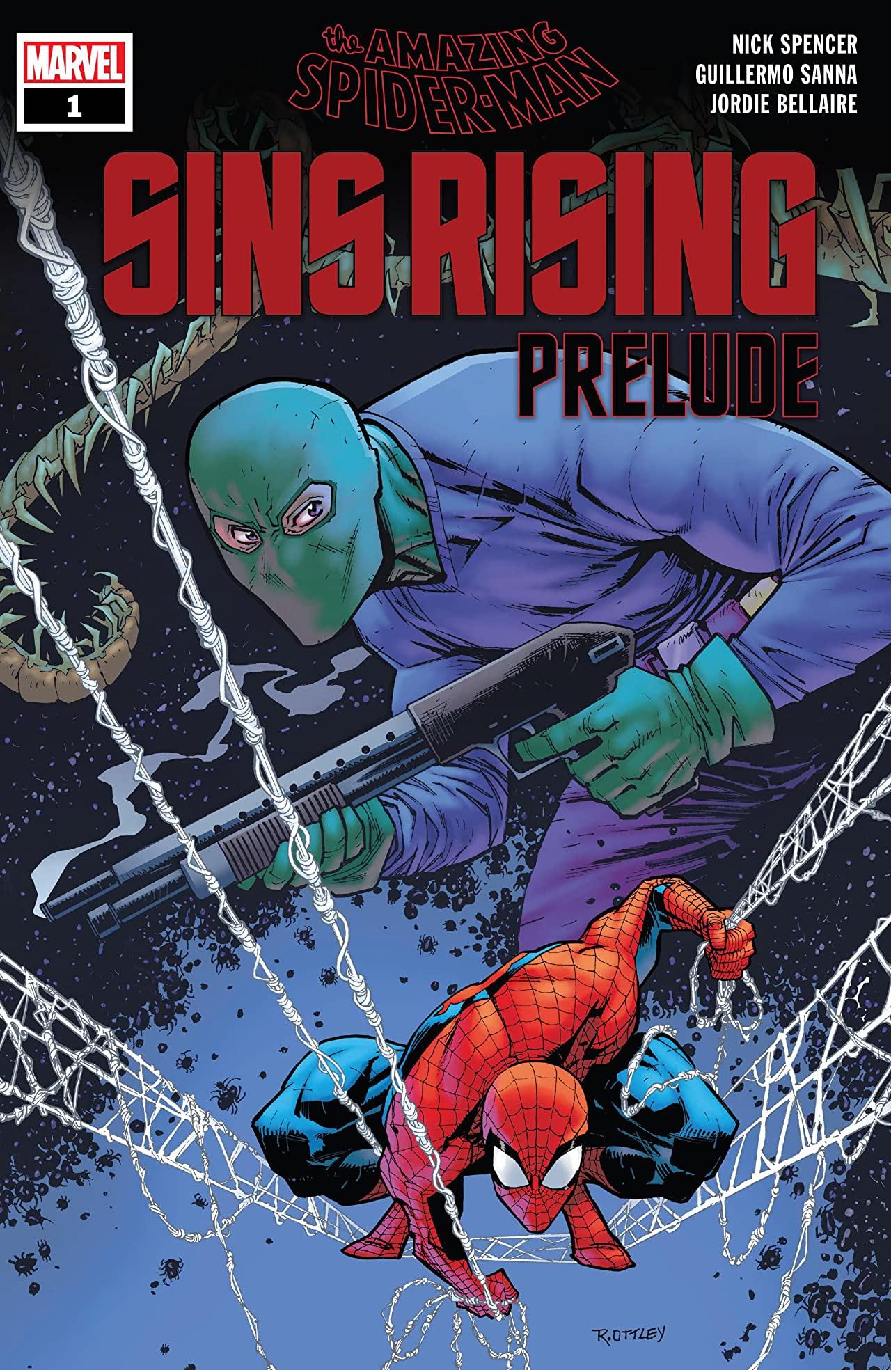 Amazing Spider-Man: Sins Rising Prelude Vol 1 1