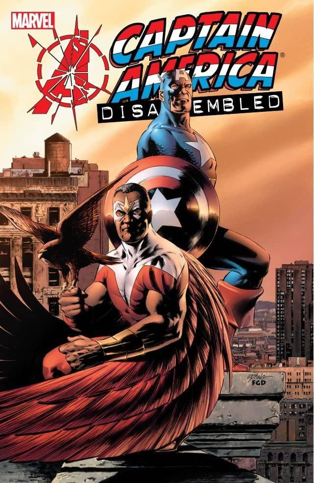 Avengers Disassembled: Captain America TPB Vol 1 1