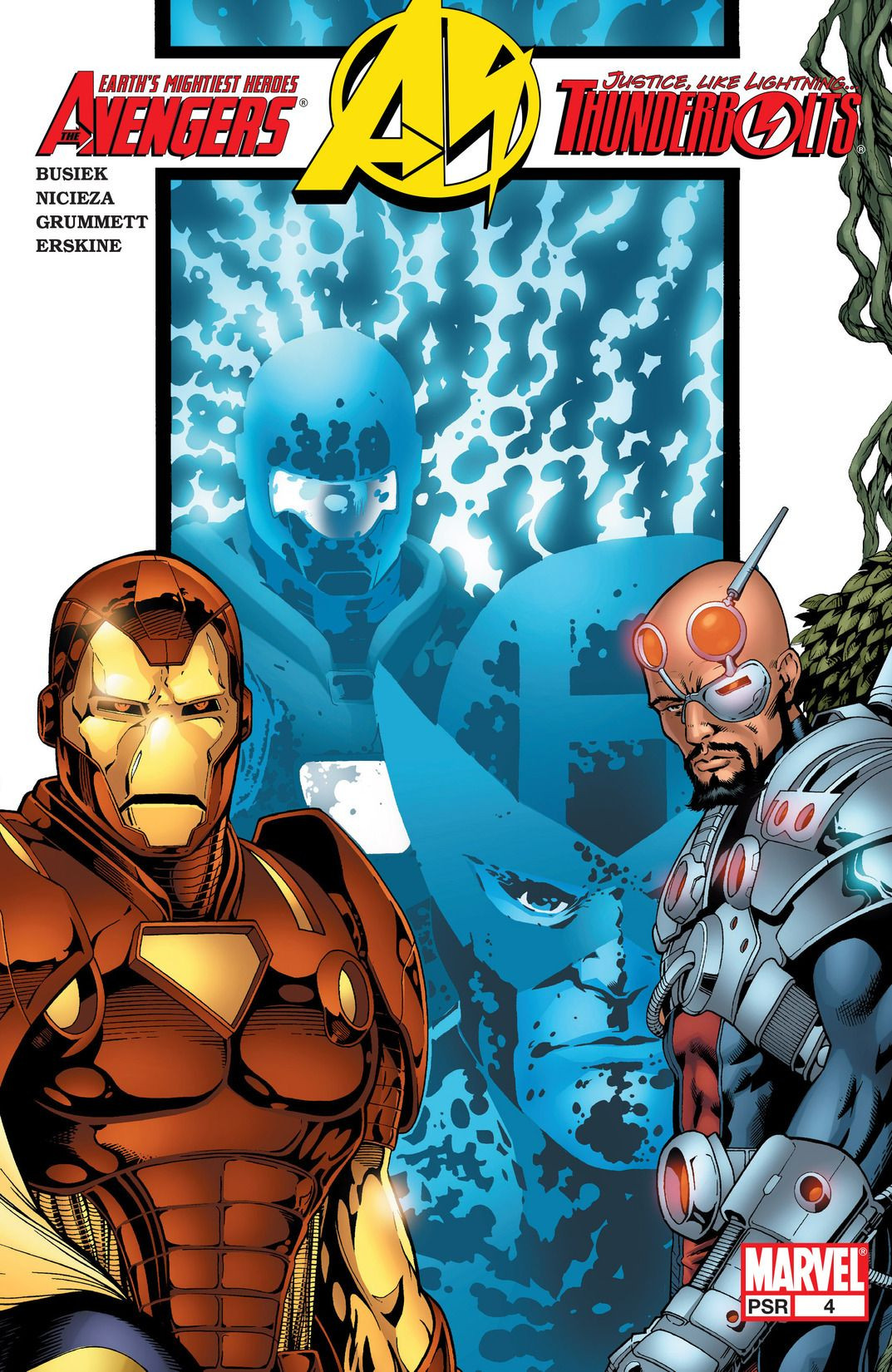 Avengers/Thunderbolts Vol 1 4