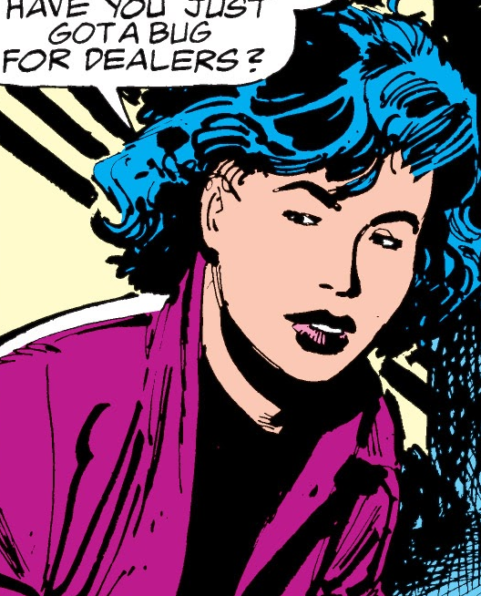 Belinda Foster (Earth-616) from Punisher Vol 2 1 001.png