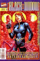 Black Widow Web of Intrigue Vol 1 1