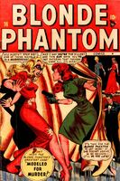 Blonde Phantom Comics Vol 1 16