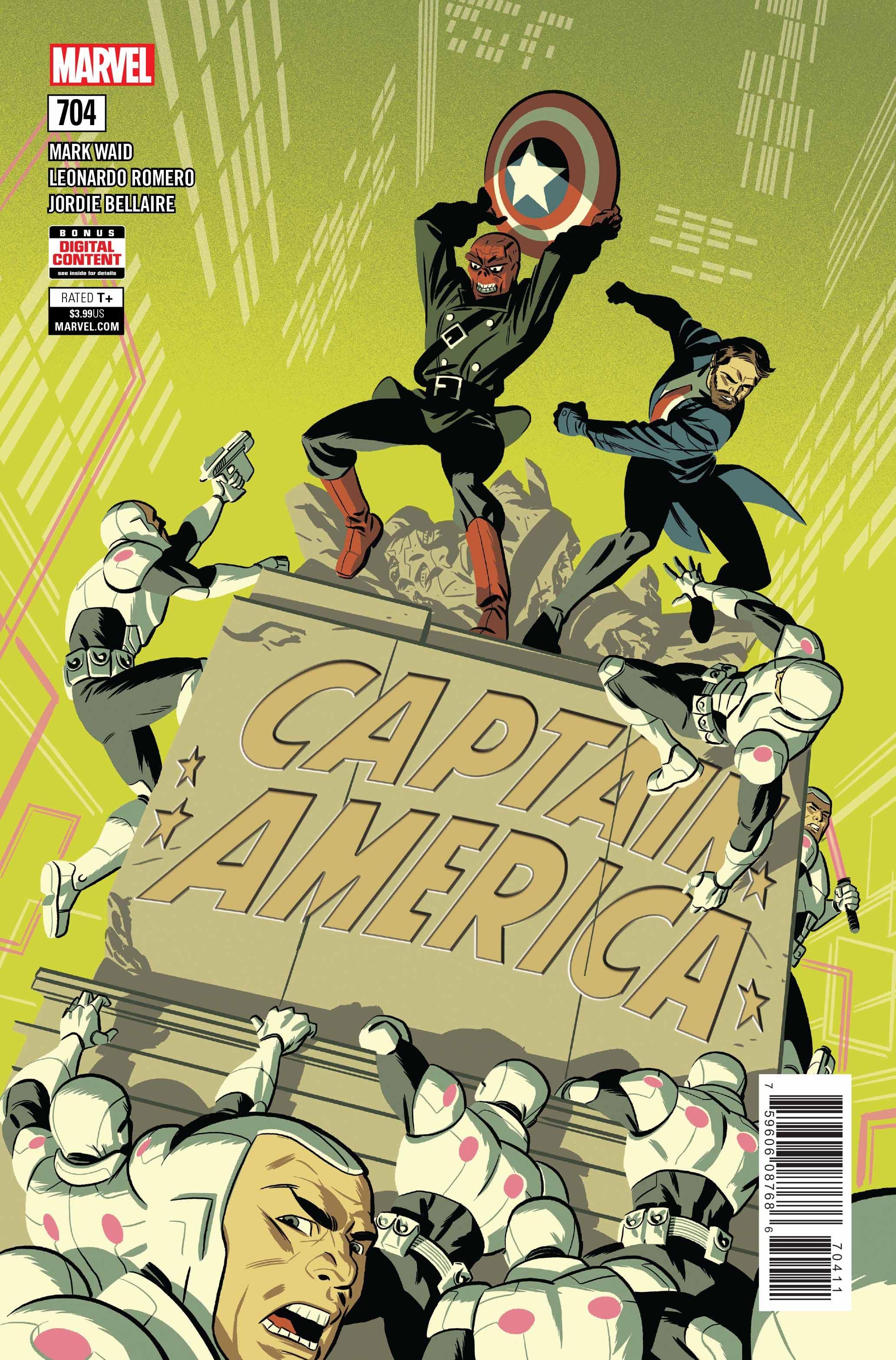 Captain America Vol 1 704