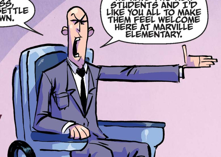 Charles Xavier (Earth-71912)