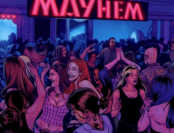 Club Mayhem