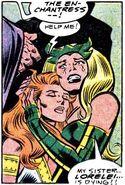 Crying Enchantress from Thor Vol 1 400