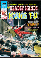 Deadly Hands of Kung Fu Vol 1 2