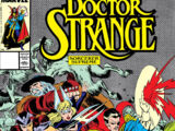 Doctor Strange, Sorcerer Supreme Vol 1 3