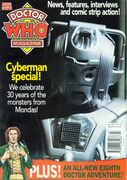 Doctor Who Magazine Vol 1 244