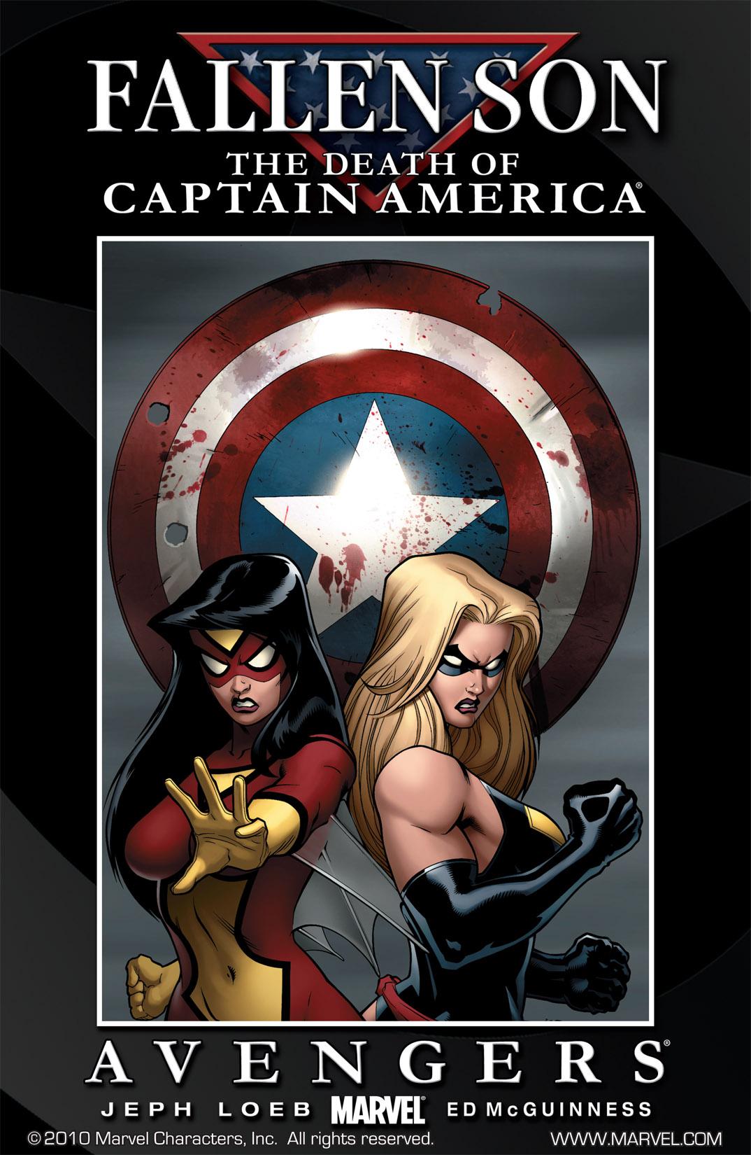Fallen Son: The Death of Captain America Vol 1 2