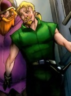 Fandral (Earth-97161)/Gallery
