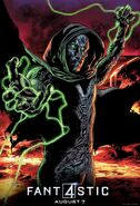 Fantastic Four (2015 film) Hitch poster 002