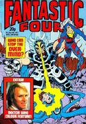 Fantastic Four (UK) Vol 1 16