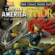Free Comic Book Day Vol 2011 Captain America Thor.jpg