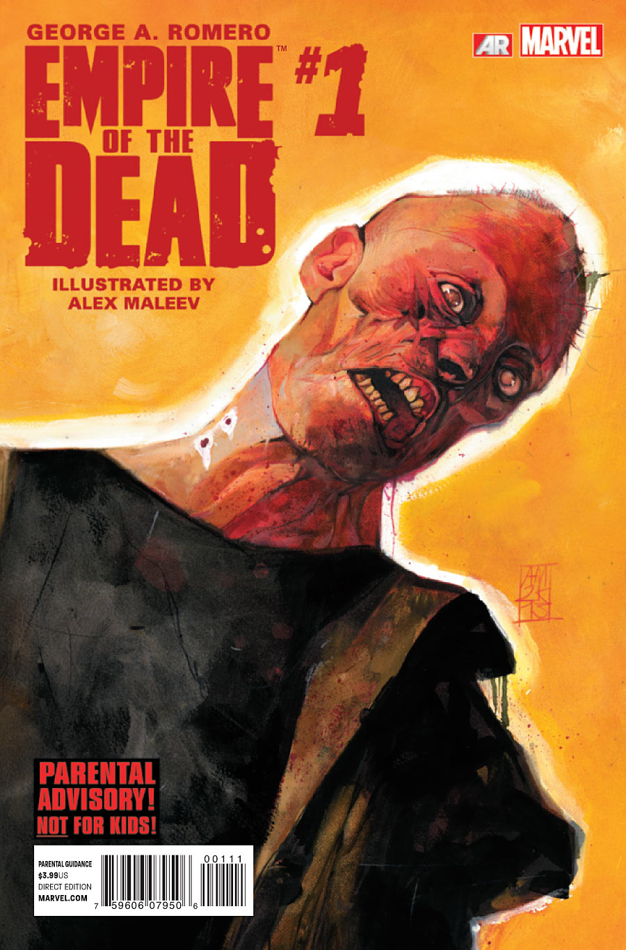 George Romero's Empire of the Dead: Act One Vol 1 1