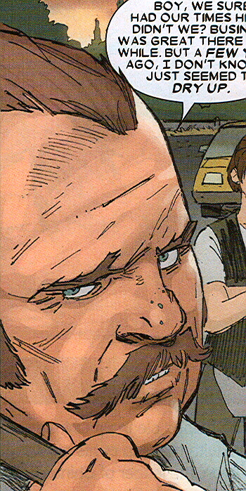 Harry Morrel (Earth-616)