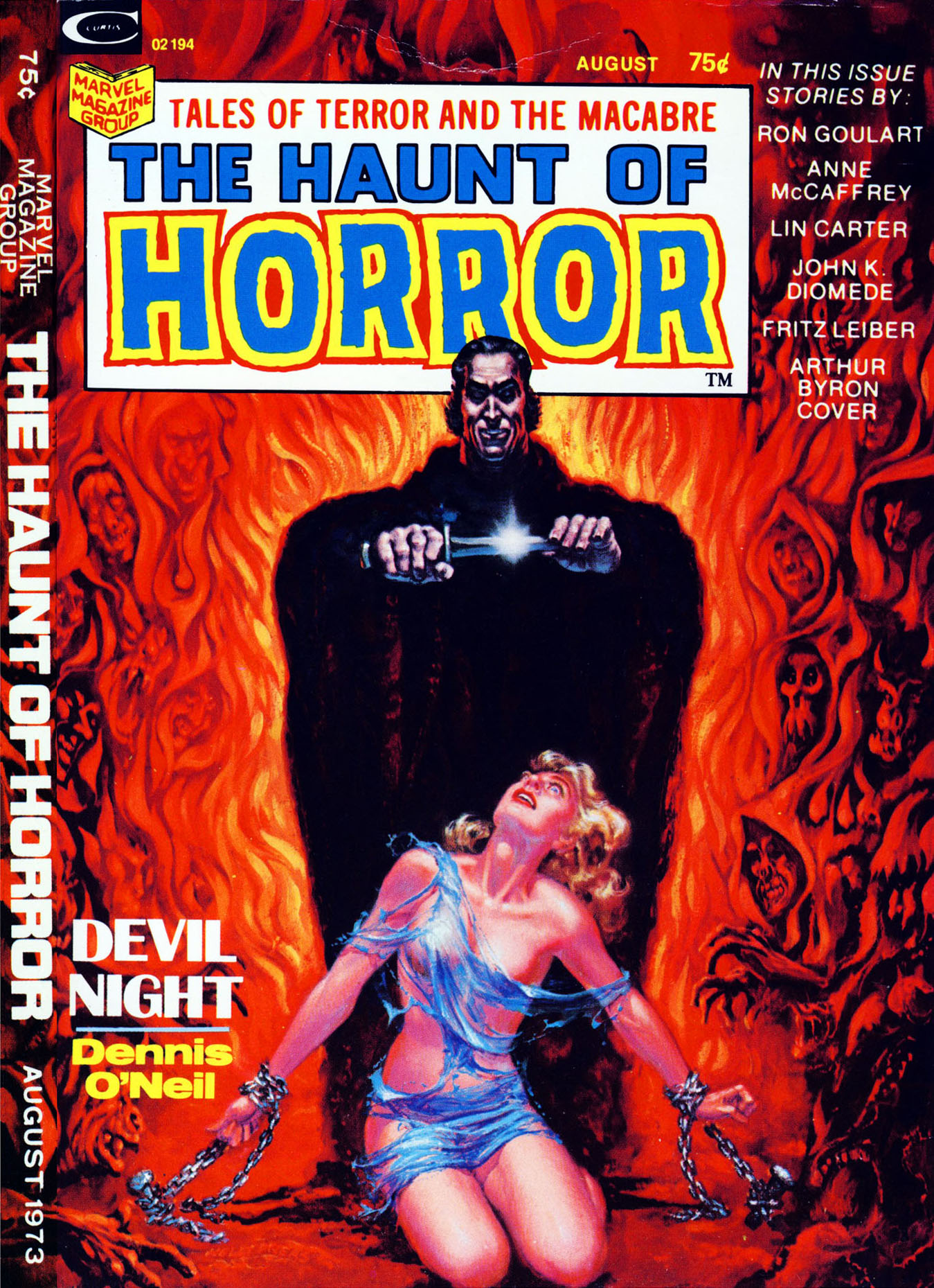 Haunt of Horror Vol 1 2