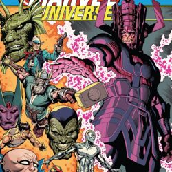 History of the Marvel Universe Vol 2 1