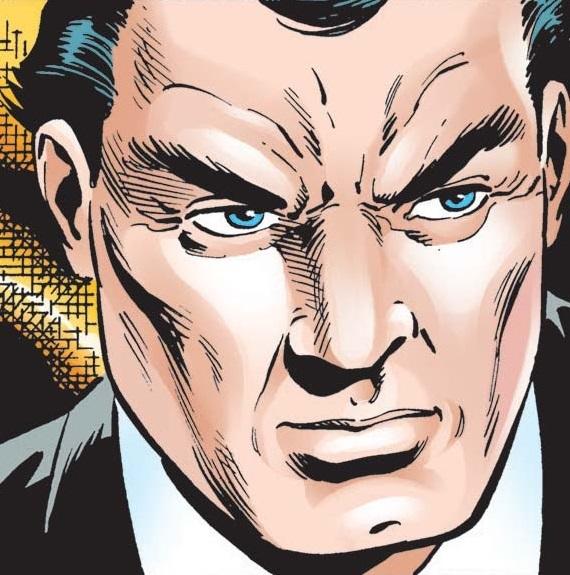 Hugh Jones (Earth-616)