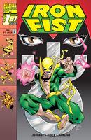 Iron Fist Vol 3 1