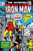 Iron Man Vol 1 35