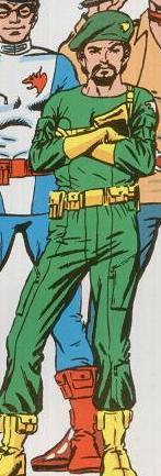 Jesse Johns (Earth-616)