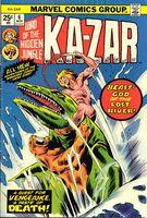 Ka-Zar Vol 2 6