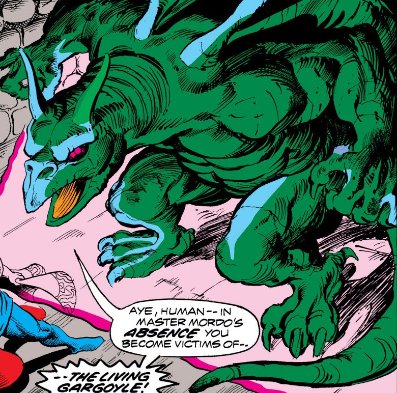 Living Gargoyle (Earth-616) from Marvel Premiere Vol 1 12 001.png