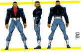 Luke Cage (Earth-616) from Official Handbook of the Marvel Universe Master Edition Vol 1 23 0001