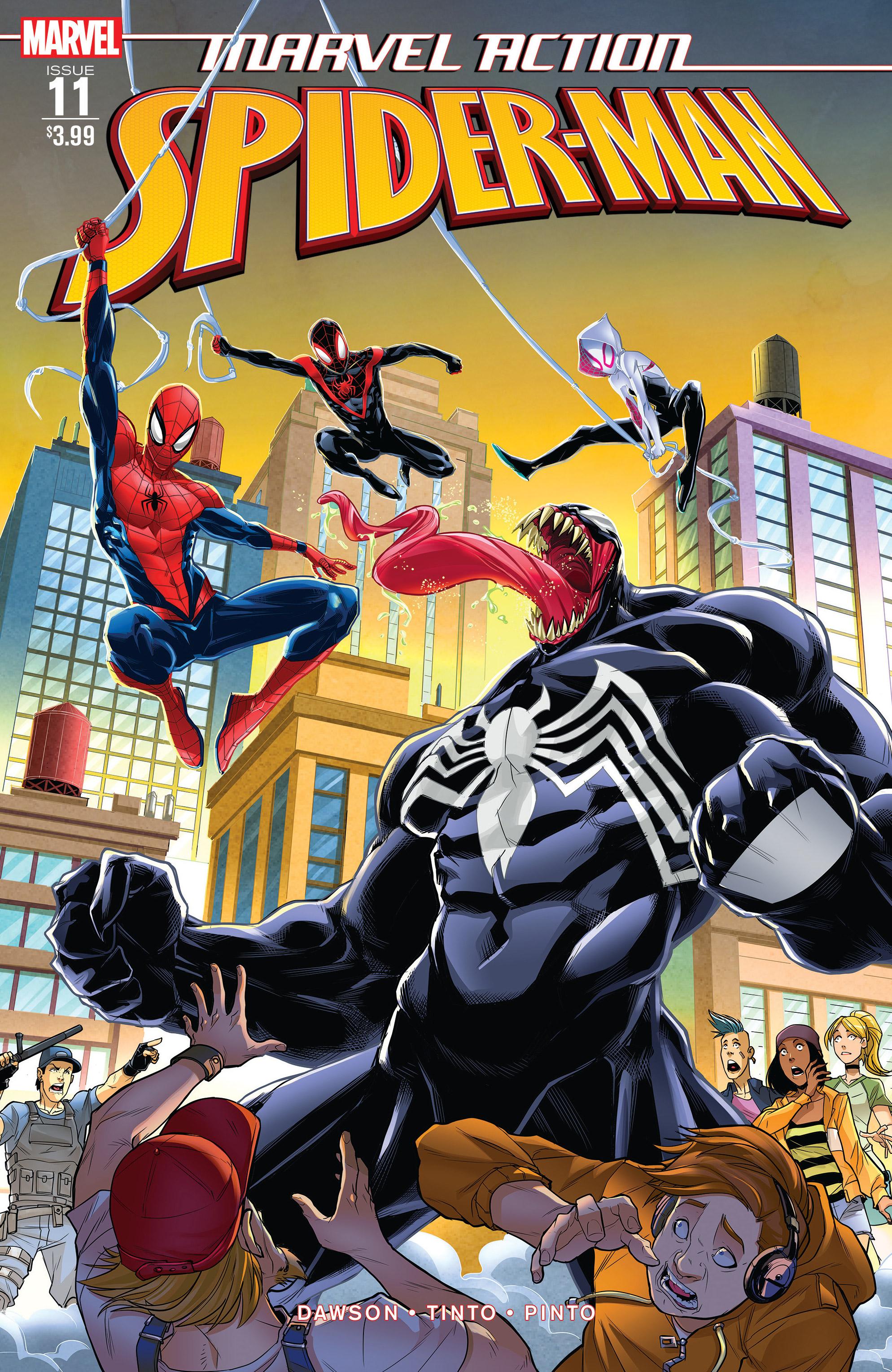 Marvel Action: Spider-Man Vol 1 11