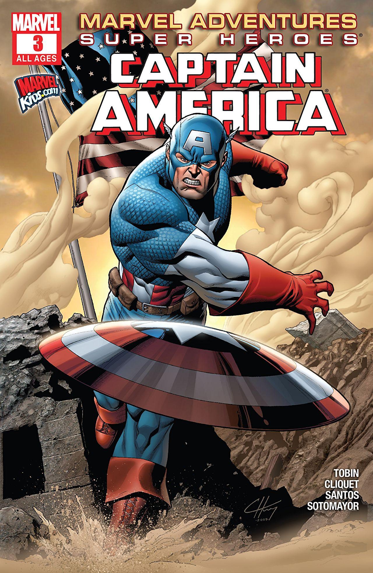 Marvel Adventures: Super Heroes Vol 2 3
